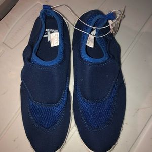 Other - Boys Blue Beach/Water Shoes, Sz 4/5